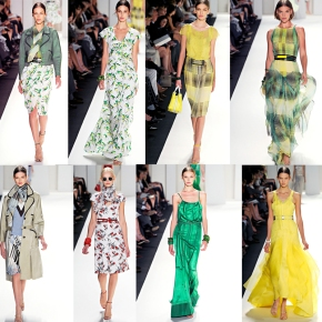 New York Fashion Week Spring 2012. Collections AndDesigners