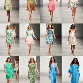 London Fashion Week Spring 2012. Collections AndDesigners