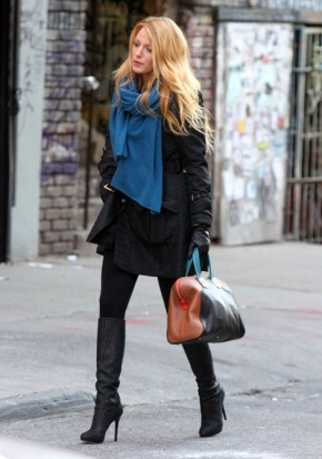 2011-2012 Boots Obsession. Celebrities' Feet Fashion