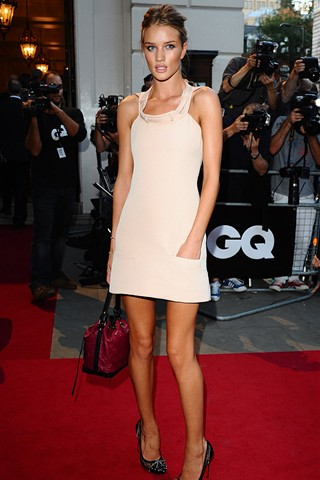 Rosie Huntington-Whiteley Evening Look