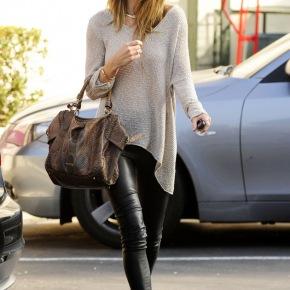 Style Icon. Rosie Huntington-Whiteley