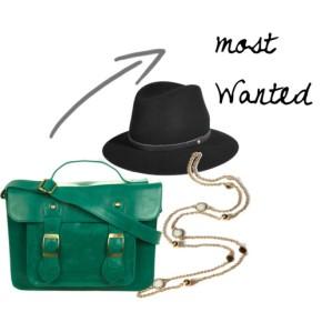 Christmas Fashion List. Most WantedAccessories