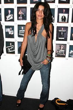 Jessica Szohr - Jeans