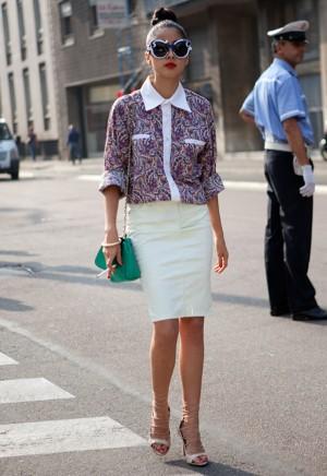 Street Style @ Milan FW 2012