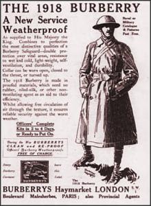 1981 Burberry Trench Coat