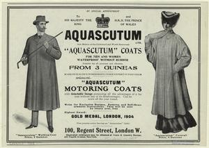 aquascutum old The Trench Coat. Our 1st and Only True Love