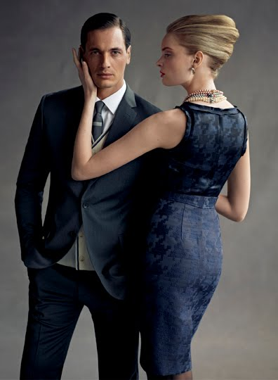 Banana Republic - Mad Men Inspired Collection