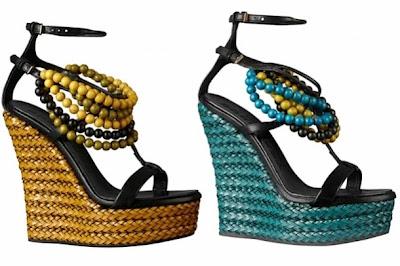 Burberry Prorsum Comfort Shoes SS 2012