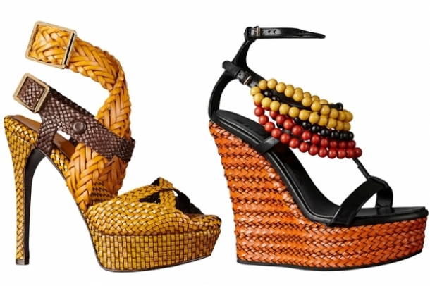 Burberry Prorsum Shoes SS 2012