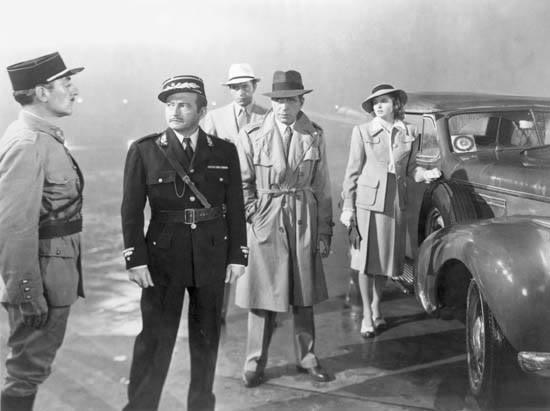 Casablanca, Trench Coat