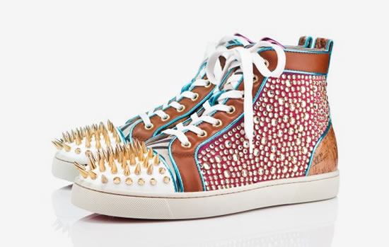 Christian Louboutin No Limit Men's Shoes