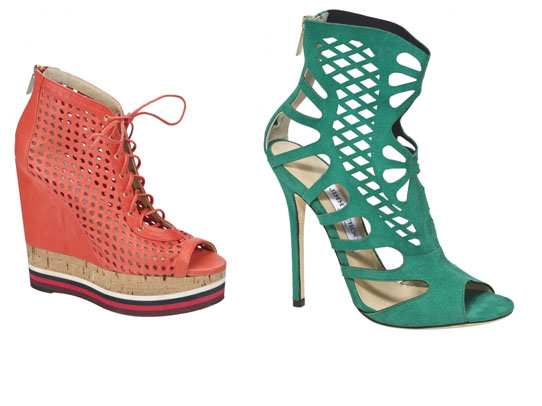 Jimmy Choo SS 2012 Shoe Collection
