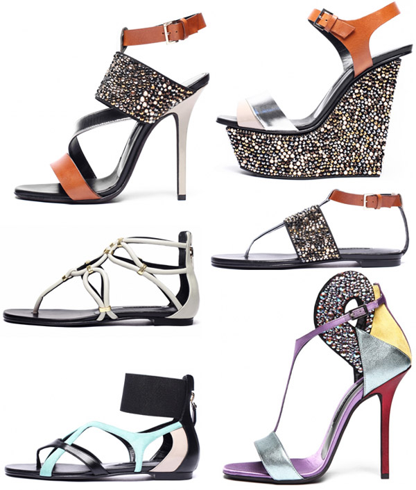 Diego Dolcini SS 2012 Shoes