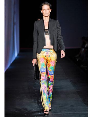 Roberto Cavalli - 2012 Spring Fashion Week