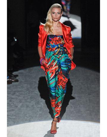 Salvatore Ferragamo - 2012 Spring Fashion Week