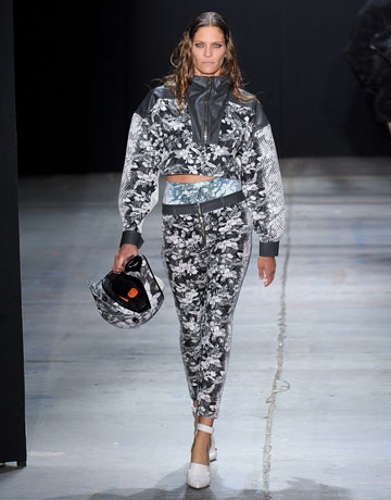 Alexander Wang - 2012 Spring Fashion Week