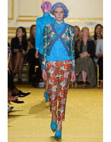 Thakoon - 2012 Spring Fashion Week