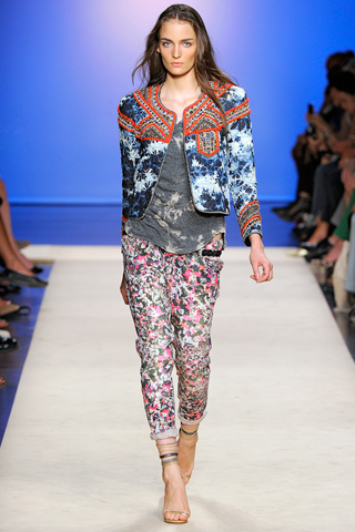 Isabel Marant - 2012 Spring Fashion Week