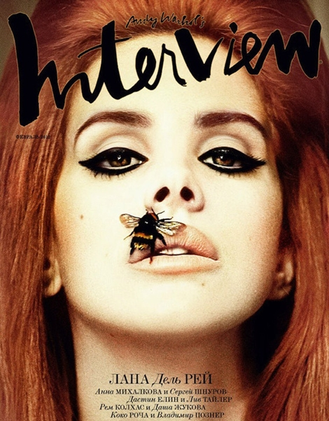 Lana del Rey makeup Inspiration