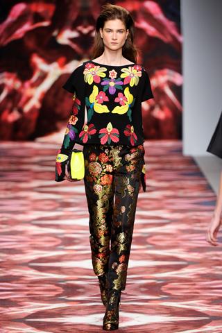 Osman - 2012 Spring Fashion Week