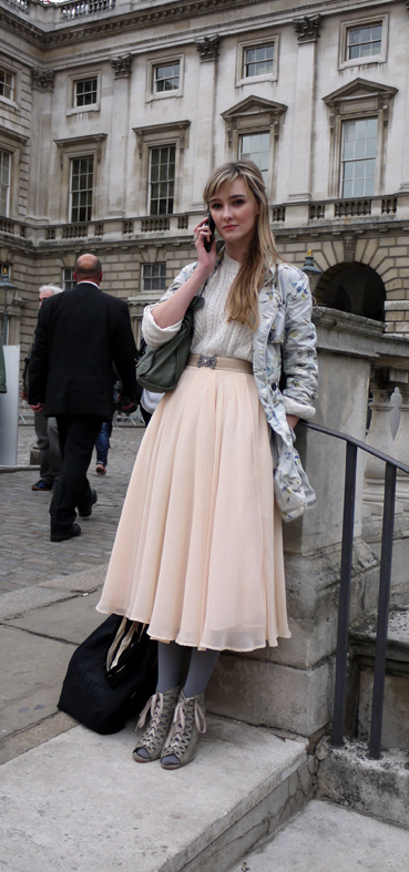 London Street Style 2012
