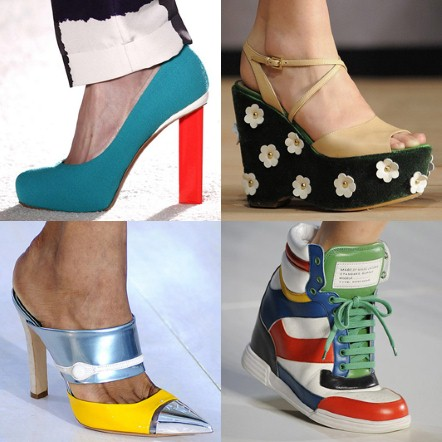 SS 2012 Shoes