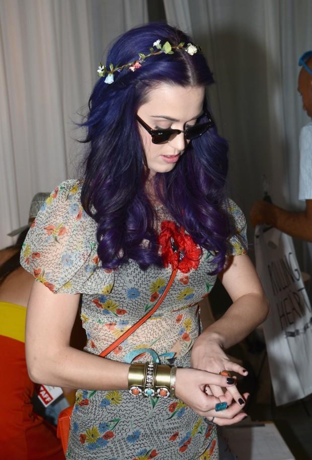 2012 Coachella Fashion: Katy Perry
