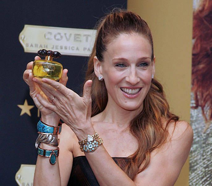 Sarah Jessica Parker Bracelets & Perfume