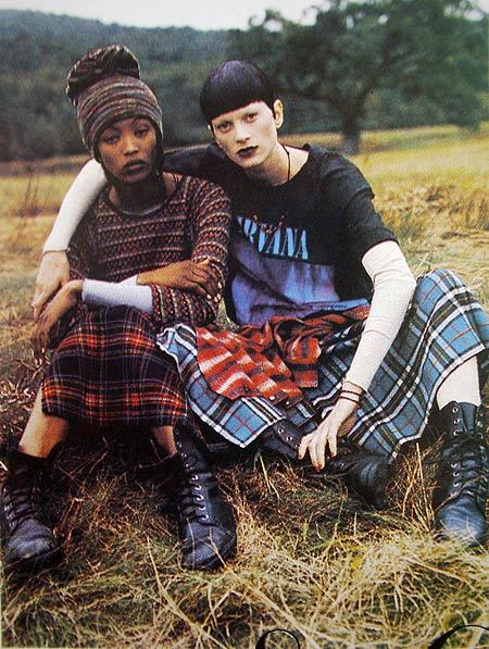 GRUNGE Fashion. Are The 90s Back?