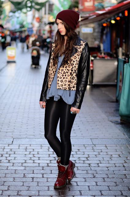 2012 London Street Grunge Style