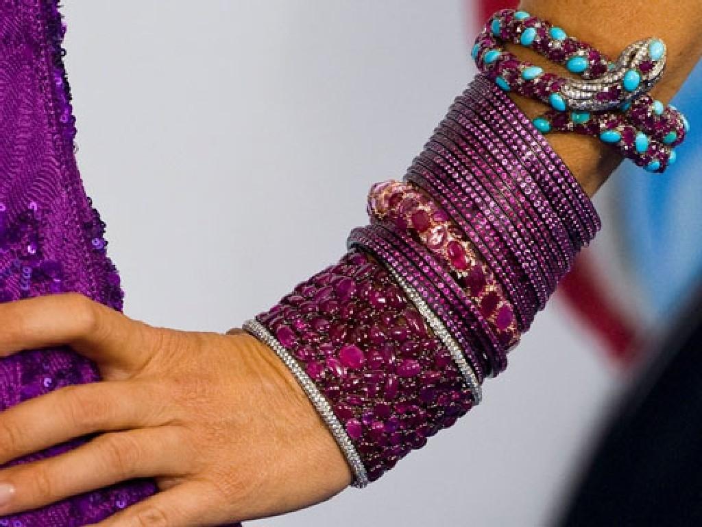 Bracelets Trend SS 2012