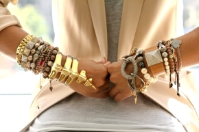 2012 Jewelry Crush. Bracelets – Styles & Celebrities