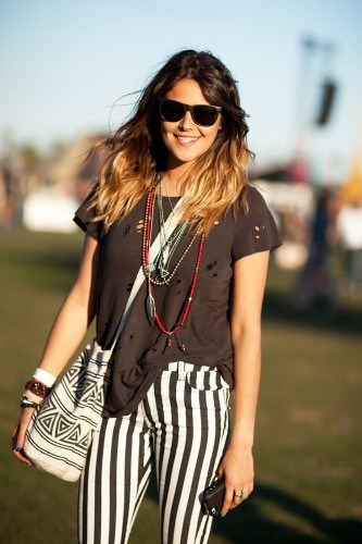 Coachella 2012 Fashion