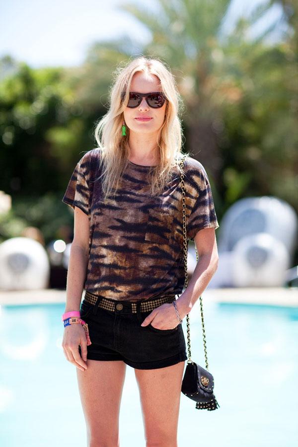 Coachella 2012 Fashion: Kate Bosworth