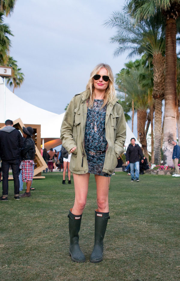 Coachella 2012 Fashion: Kate Bosworth