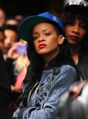 Coachella 2012 Fashion: Rihanna