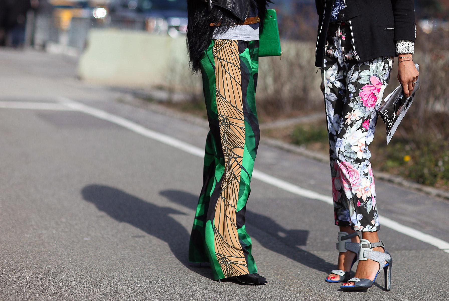 Alexander Wang Heels, Dries Van Noten Trousers, Celine Trousers
