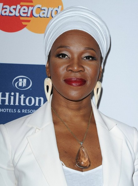 India Arie at Grammy Awards