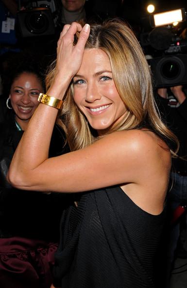 Jennifer Aniston Gold Bracelet