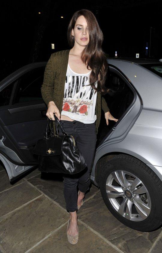 Lana Del Rey - Mulberry Bag
