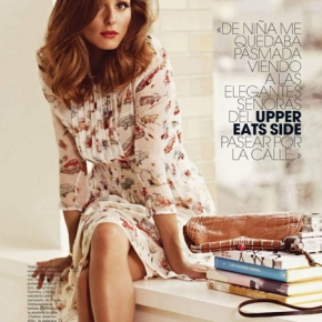 Style Icon. Olivia Palermo Gives Fashion Tips in MarieClaire!