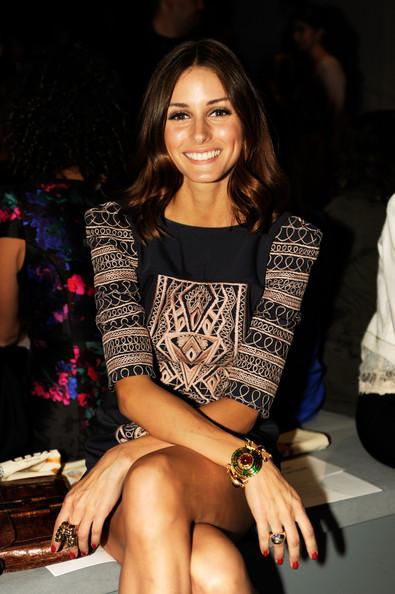 Olivia Palermo Bangle Bracelets