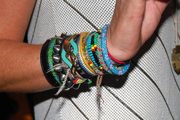 Stacked Bracelet Trend