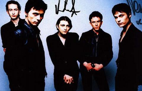 Suede '90s Britpop Style