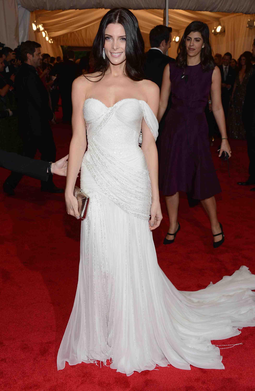 Ashley Greene - 2012 Met Gala