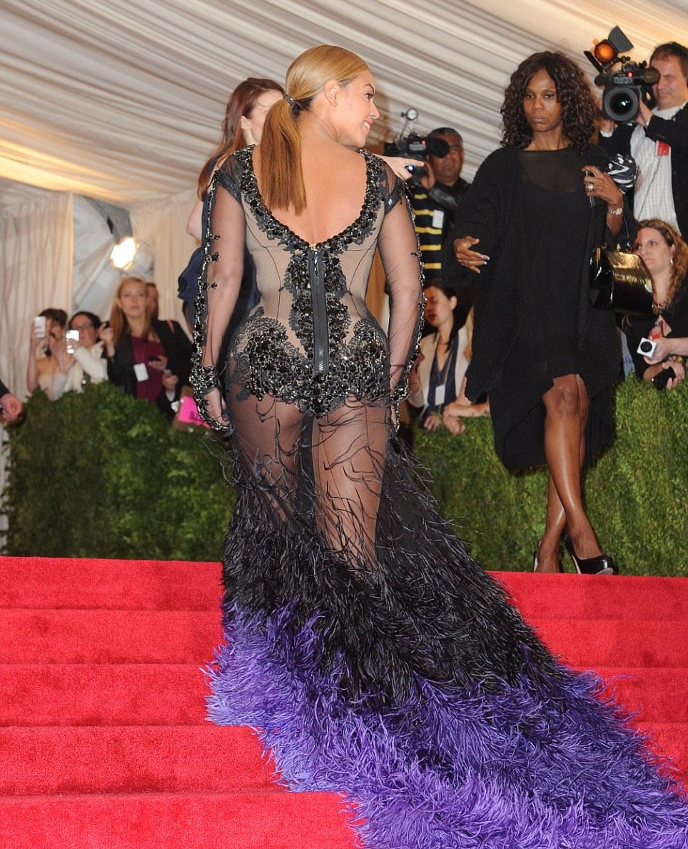 Beyonce - 2012 Met Gala