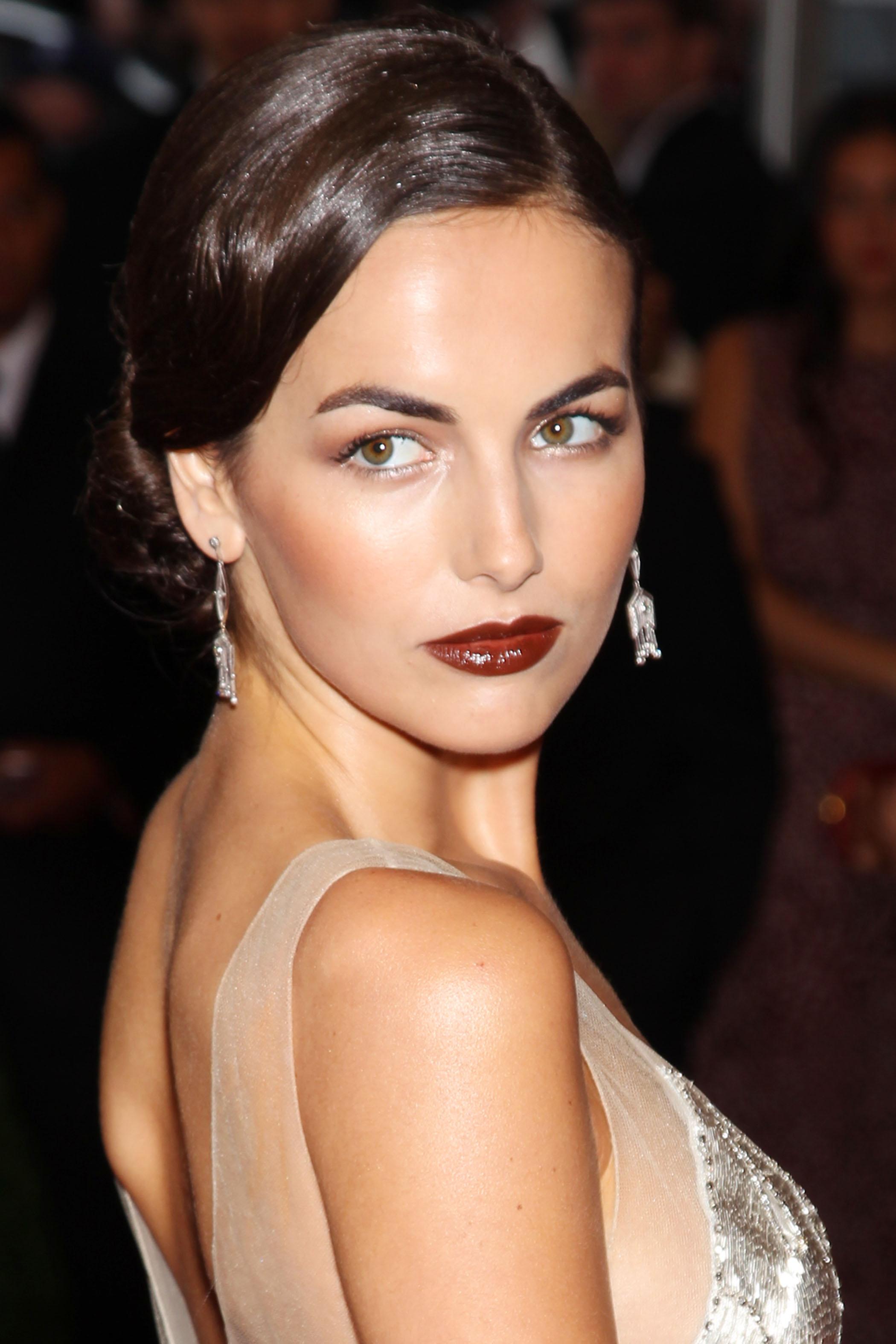 Camilla Belle Makeup - 2012 Met Gala