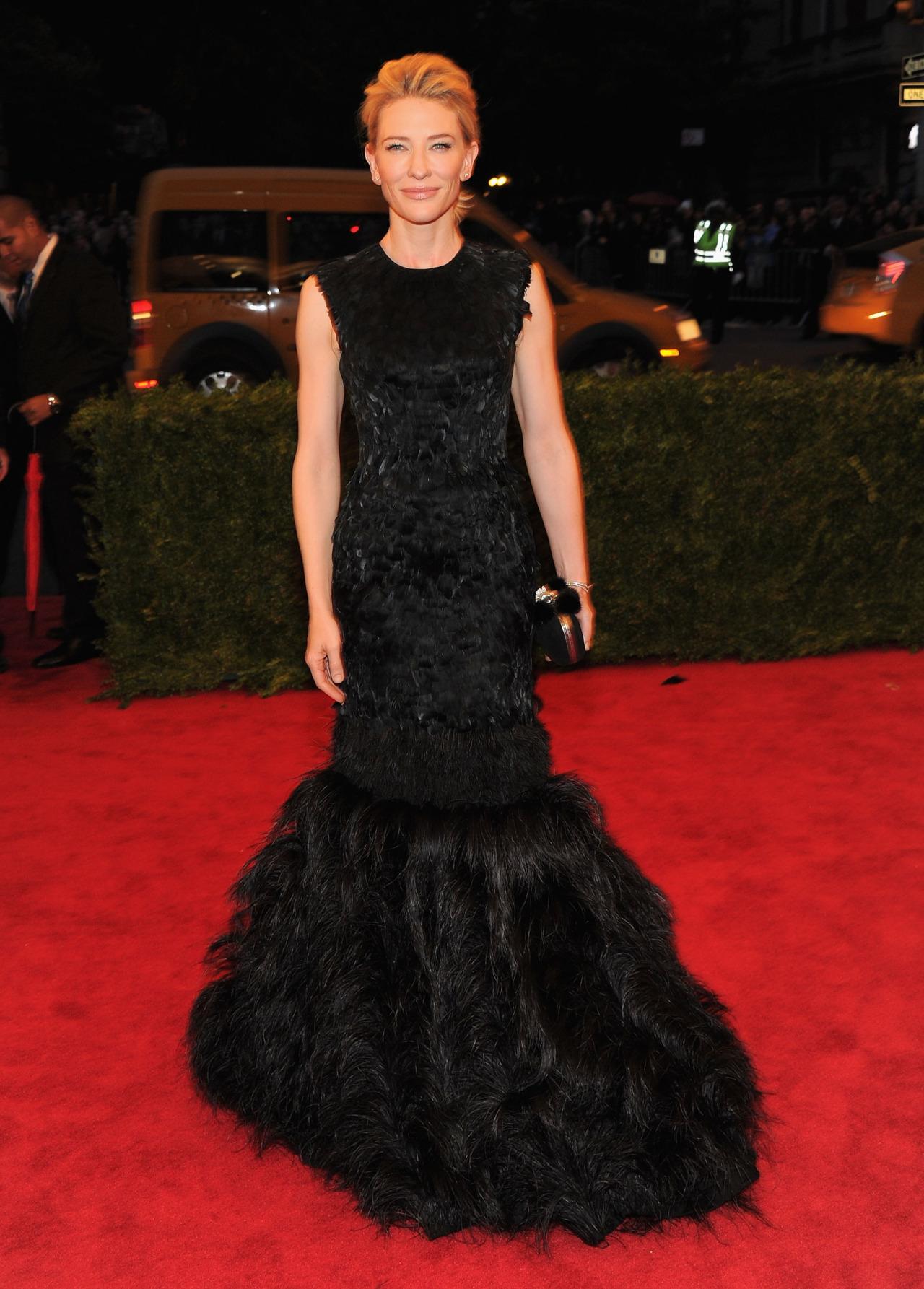 Cate Blanchet - 2012 Met Gala