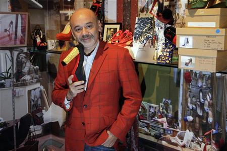 Christian Louboutin - Design Museum Exhibition London 2012