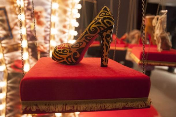 Christian Louboutin Shoes -  Exhibition at Design Museum London 2012
